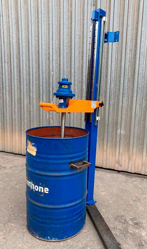 Agitador Industrial Vertical Fluidmix