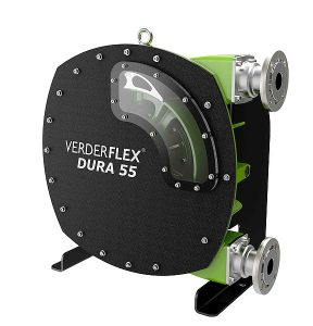 Nueva Bomba Peristáltica Verderflex Dura Serie 55 para aplicaciones de caudal mediano