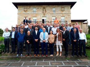 Reunión europea de ventas de las Bombas Neumáticas ARO IR