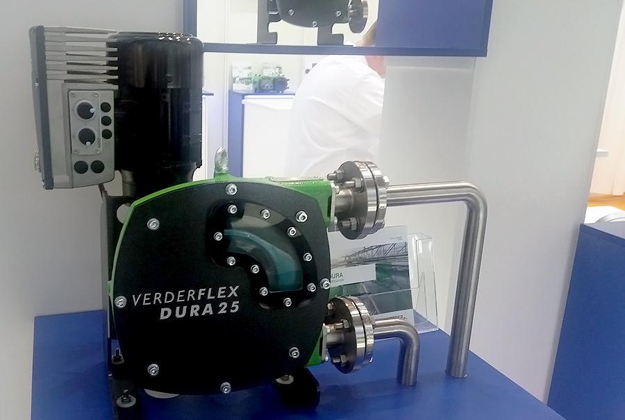 Bombas peristálticas Verderflex Serie Dura