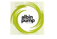 Bombas Lobulares Engomadas ALBIN PUMP
